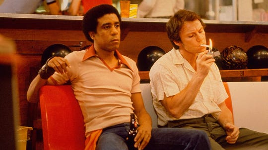 """Richard Pryor and  Harvey Keitel light up the screen in """"Blue Collars,"""" which shows Feb. 20 at the Crosstown Theater."""
