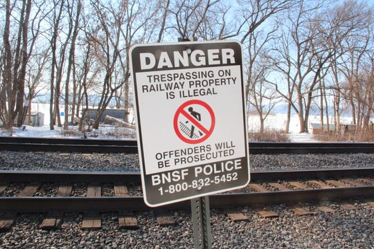 A 2006 Wisconsin law made it illegal for pedestrians to cross railroad tracks except at established crossings. As a result, hunters, anglers, trappers, hikers and others are prohibited from access to public lands and waters across the state.