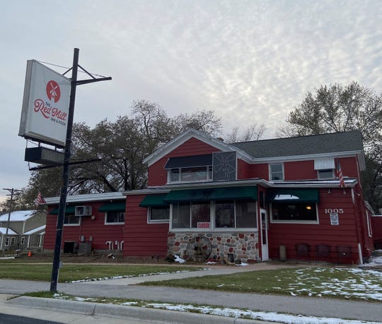 The Red Mill, now the Red Mill Inn & Pizza, has been a presence for decades at 1005 S. Elm Grove Road in Brookfield. Part of the building dates to the mid-19th century.