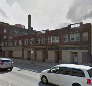 A vacant two-story building on Milwaukee's near west side is to be redeveloped as part of an urban farm.