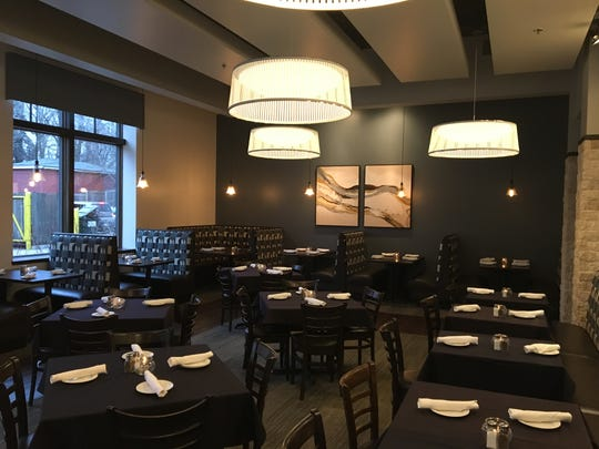 After some redecorating, the changeover is complete from North Star American Bistro to Bonobo American Bistro in Shorewood.