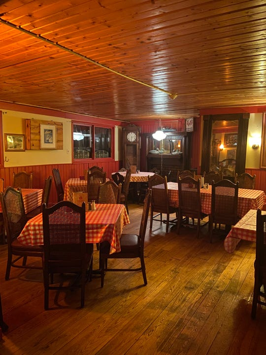 Closed for a half-year, the refreshed Red Mill in Brookfield is open under new ownership as the Red Mill Inn & Pizza. It's at 1005 S. Elm Grove Road.