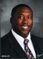 Vince Johnson is principal of Floyd Middle Magnet.