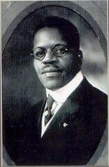 The Rev. John E. Johnson of Muncie