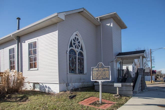 Shaffer Chapel in Muncie's Whitely neighborhood