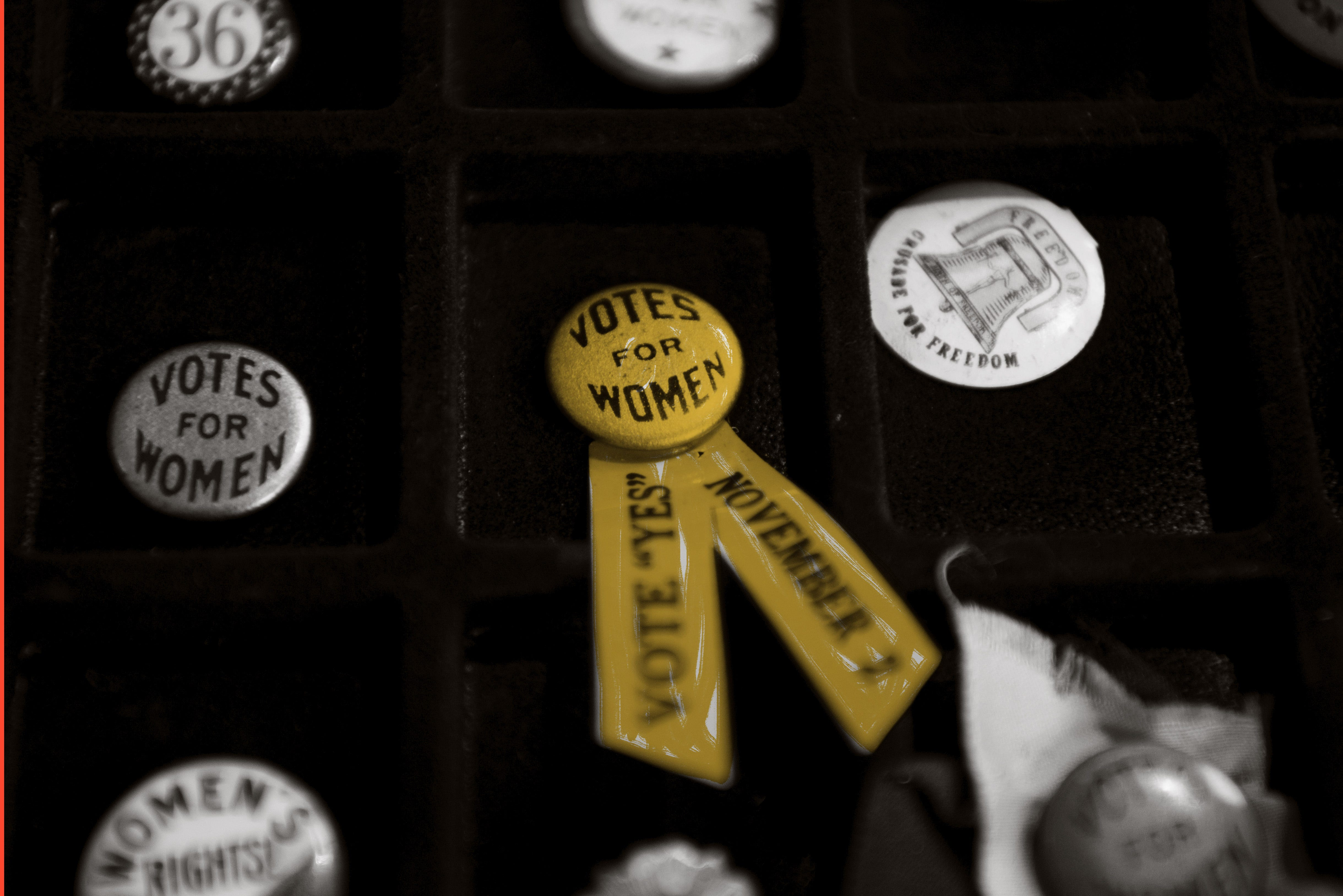 The battle for women's suffrage was long and ugly, but in the end Tennessee became the 36th and final state needed to ratify the 19th Amendment.