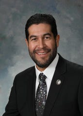 New Mexico House Rep. Alonzo Baldonado. Courtesy photo.