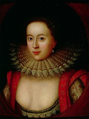 """Countess of Somerset Frances Howard Carr confessed to poisoning her husband, resulting in his death and a guilty verdict for her in 1613, but she was pardoned by King James 1. Laura James, a Salem Township author, points to Carr in """"The Beauty Defense"""" as one of many examples of women who got away with murder due to their looks."""
