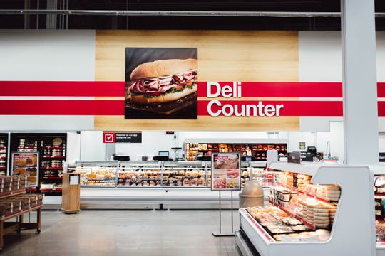 BJ's Wholesale Club opens on 7171 N. Davis Highway on March 6.