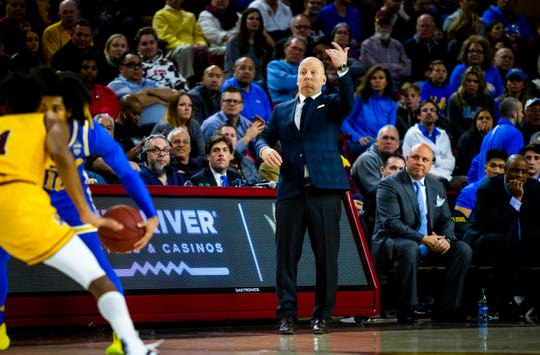 UCLA coach Mick Cronin is the highest paid men's basketball coach in the Pac-12.