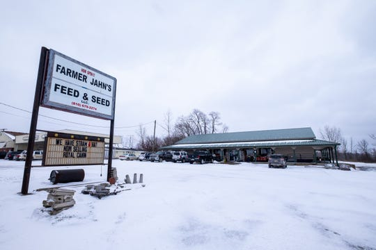 A fundraiser for Timber Creek Petting Farm is being held 1:30 p.m. Feb. 16 at Farmer Jahn's Feed & Seed LLC in Croswell.