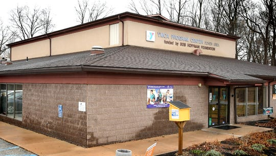 The Bob Hoffman YMCA in Dover Friday, Feb. 7, 2020, is slated for building renovations. Bill Kalina photo