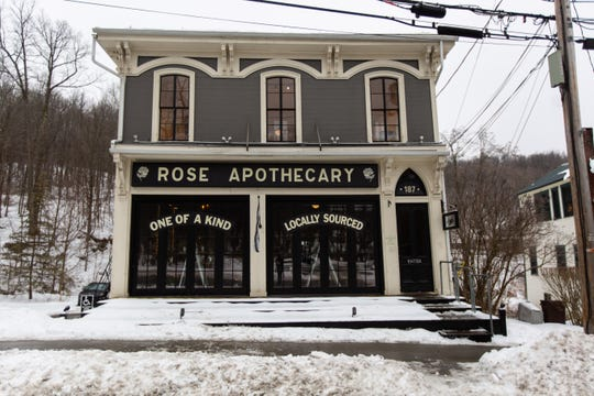 "The Beekman 1802 Mercantile in Sharon Springs, Schoharie County, partnered with Canadian sitcom ""Schitt's Creek"" to temporarily transform the store into Rose Apothecary, a fictional shop opened by character David Rose in the show. The Rose Apothecary takeover will be in place through the end of February 2020."