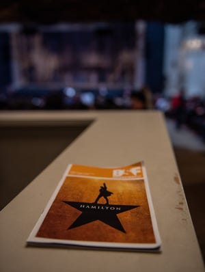 On Wednesday afternoon Monterey County students attended the world famous musical Hamilton for free at the Orpheum Theater in San Francisco. This project was made possible by the Dan & Lilian King Foundation.