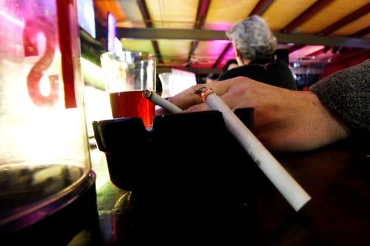 Strange Brew bar is transitioning the bar into a non-smoking establishment.