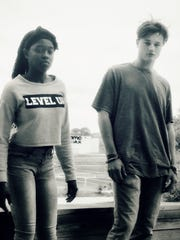 "Zira Brown and Zach Boltz play the  two leads from this year's production of ""A Town Divided."" The play is directed by Bert Mitchell and is an original (one-hour) production, based loosely on Romeo and Juliet,  crafted from stories of Tallahassee residents that examines the racial divide in our own city."