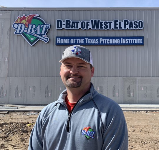 Andy Powers, a former assistant varsity baseball coach at Lamar University, is opening a D-Bat franchise on the West Side. The business also will include the Texas Pitching Institute.
