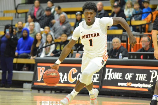 Timothy Turner had 24 points, seven rebounds and seven assists in No. 6 Ventura College's 80-63 win over No. 14 Hancock on Wednesday night at the VC Athletic Event Center.