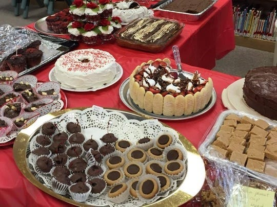 Newfield Public Library will hold its annual Chocolate Fest from noon to 4 p.m. Feb. 9 at 115 Catawba Ave.