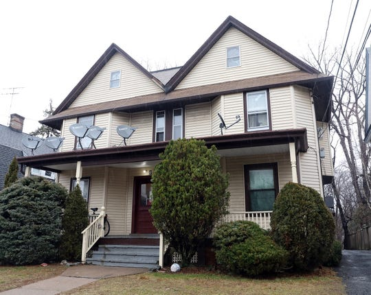 This is a view of 4 Prairie Ave. where the Suffern Police Department in conjunction with the Rockland County District Attorney's Office conducted a search warrant in the Village of Suffern and seized a large amount of narcotics, cash and a weapon in Suffern Feb. 7, 2020.