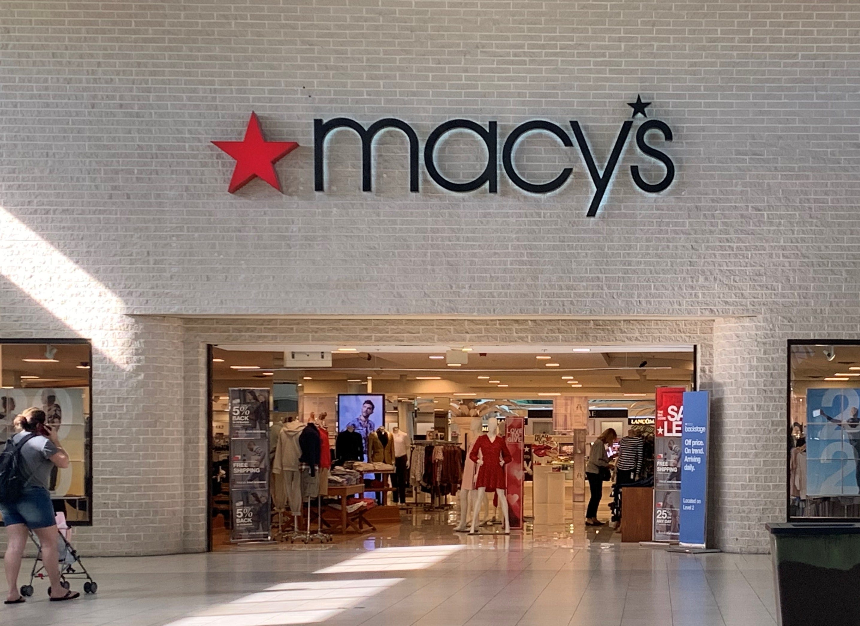 Macy's to close more stores as part of department store chain's plan to shutter 125 locations in three years