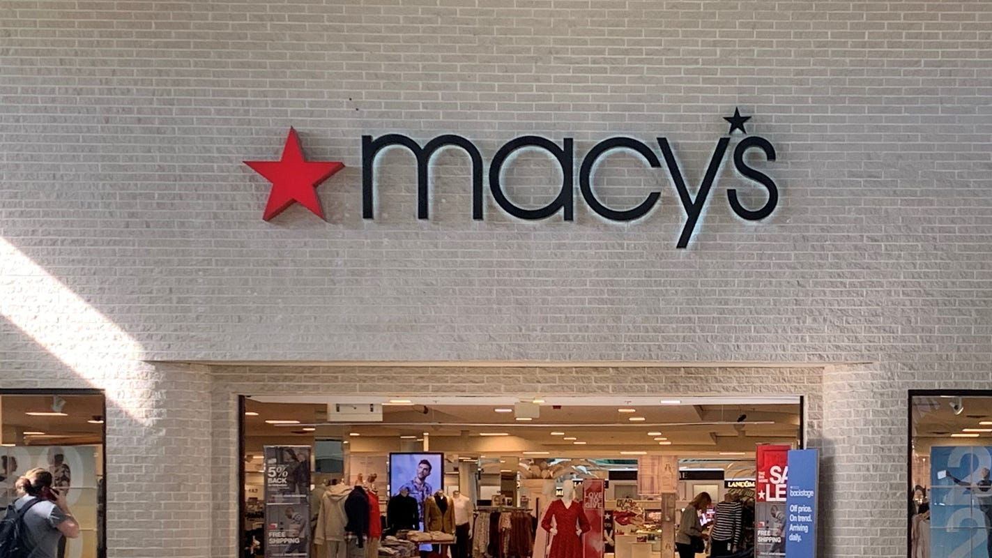 Macy's plans to close more stores despite seeing online sales growth. Will your store shutter? - USA TODAY
