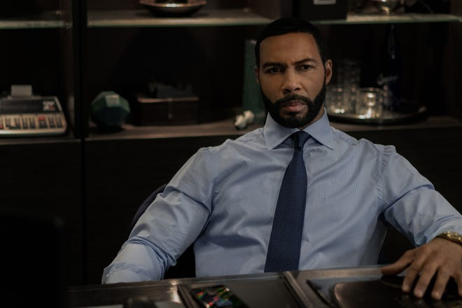 'Power' reveals how James 'Ghost' St. Patrick (Omari Hardwick) dies in the series finale of the Starz drama.