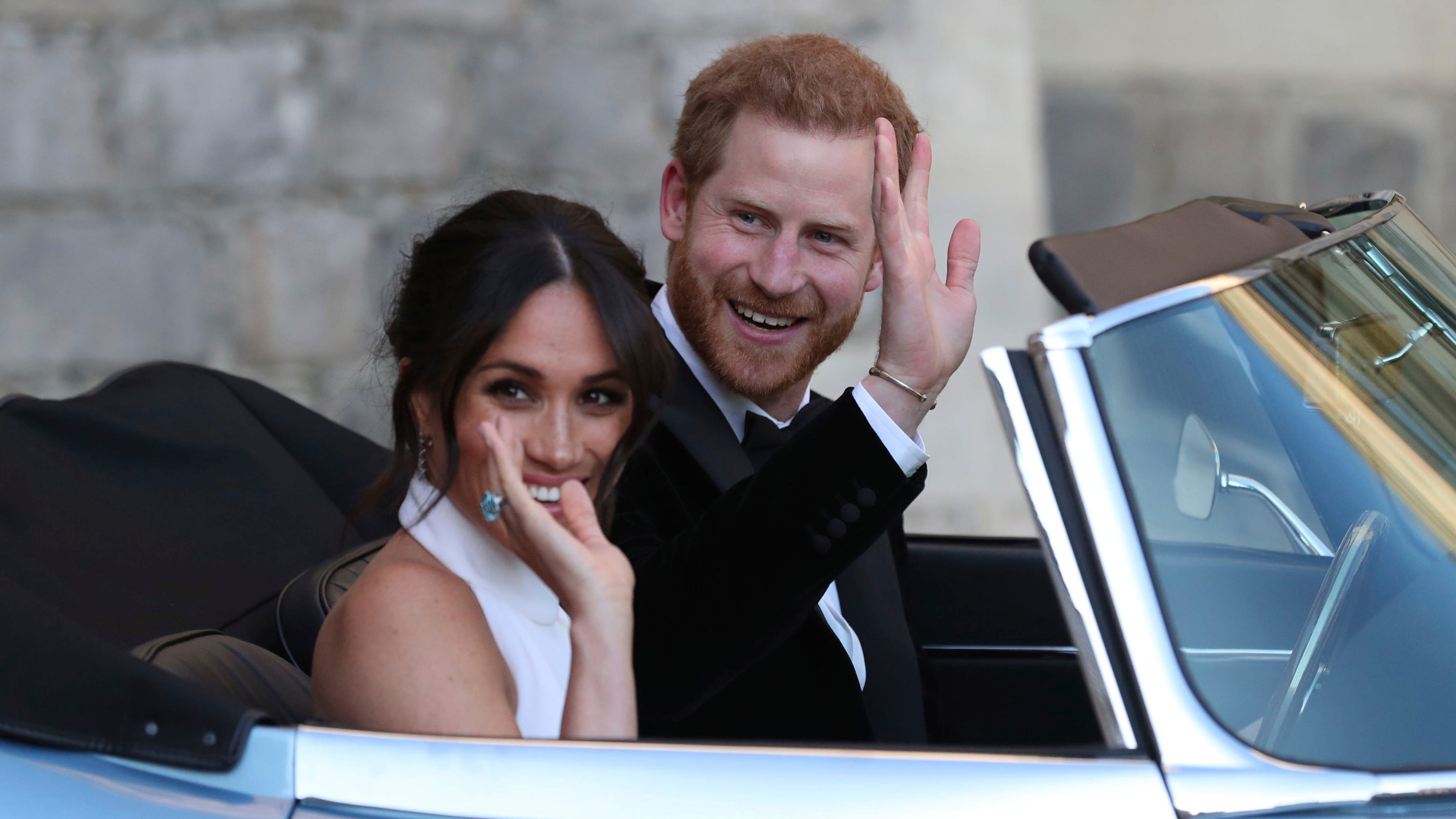 Prince Harry and Duchess Meghan step down from royal duties
