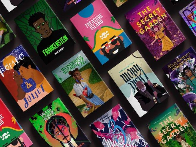 """Barnes & Noble """"Diverse Editions."""""""