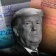 Illustration of Senate impeachment trial letters