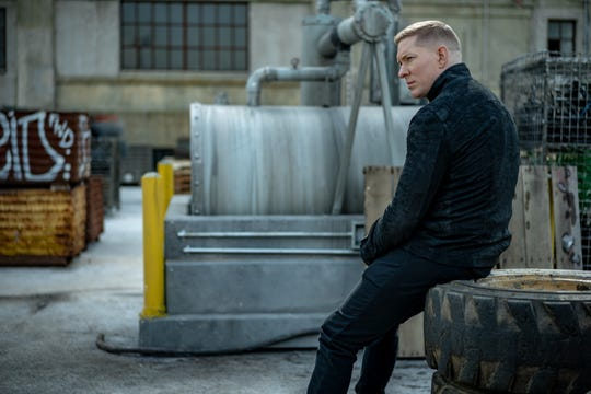Not surprisingly, Tommy Egan (Joseph Sikora) isn't far from the action in the series finale of Starz' 'Power.'