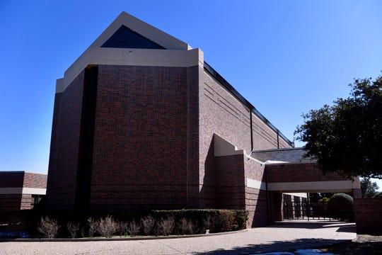 Logsdon Chapel at the Logsdon School of Theology on the Hardin-Simmons University.