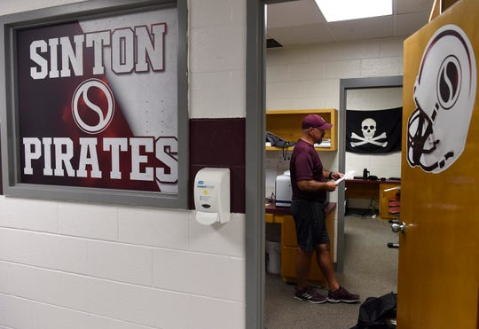 The Sinton ISD board of trustees voted to call a bond election for May 2, 2020, to fund campus improvements.