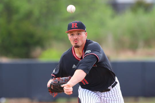 Harry Rutkowski projects to be an early-round pick in this year's MLB First-Year Player Draft