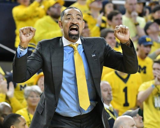 Within a span of 12 hours, Michigan head coach Juwan Howard saw two prized targets get away.