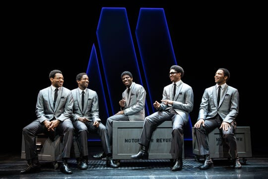 Ain't Too Proud - The Life and Times of The Temptations is the electrifying new smash-hit Broadway musical that follows The Temptations' extraordinary journey from the streets of Detroit to the Rock & Roll Hall of Fame.