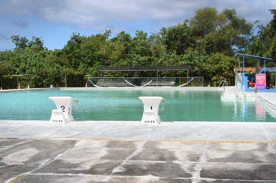 """Attorney Mitch Thompson, a regular user of theHagåtña Pool, said the problems today are a product of """"many years of neglect."""""""