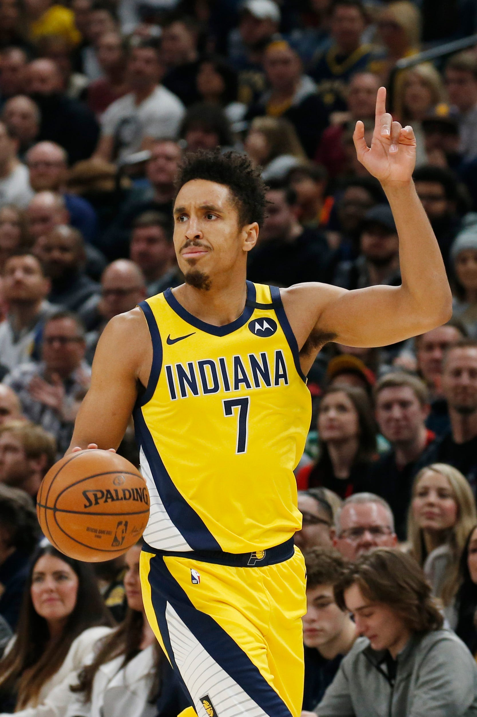 The 'sky's the limit' says Pacers' Brogdon