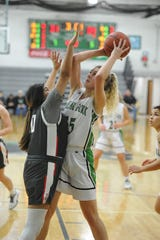 Clear Fork's Brooke Robinson has the Lady Colts' program trending in the right direction.