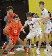 Mansfield Senior's Shad Creamer has the Tygers at No. 2 in the Richland County Boys Basketball Power Poll.