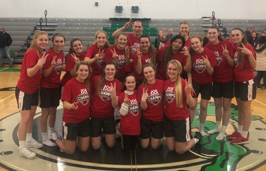 She Shelby Lady Whippets finished off their second consecutive undefeated MOAC season with a win over Clear Fork on Friday night.