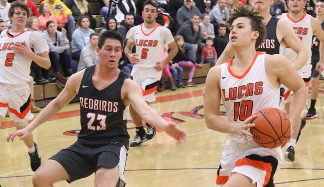 Lucas' Logan Niswadner has the Cubs at No. 1 in the Richland County Boys Basketball Power Poll.