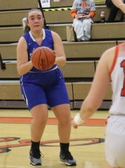 St. Peter's Dani Powell has the Lady Spartans at No. 9  in the Richland County Girls Basketball Power Poll.