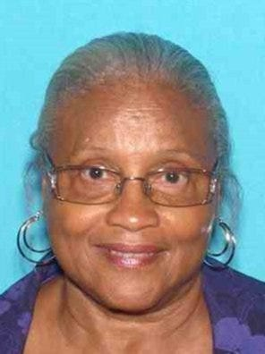 Earline Smith, 77, of East Nashville, hasn't been seen since Friday afternoon.