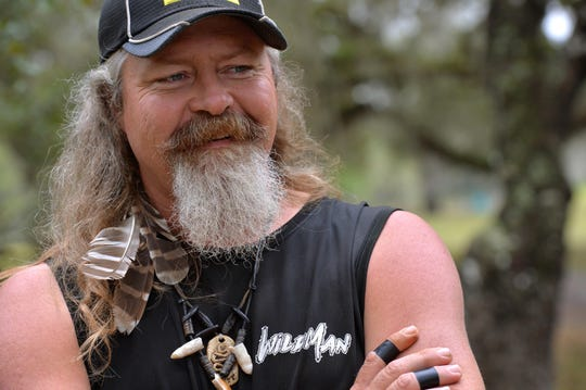 Dusty Crum, is the star of the Discovery Channel show Guardians of the Glades, which features a group of Floridians hunting invasive Burmese pythons in the Everglades. In addition to the television show, Crum has started a business, Florida Everglades Collections, selling products made from the tanned hides of the snakes he and other snake hunters capture.