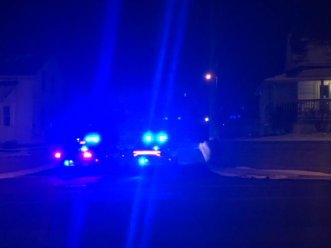 Johnstown police, the Licking County Sheriff and the SWAT team are on scene at the 50 block of North Williams Street.