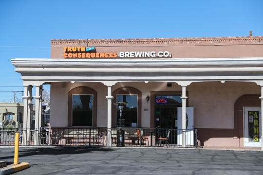 Truth or Consequences Brewing Co. is at 2001 E. Lohman Ave. in the Arroyo Plaza,