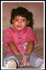 Valerie Teran, 2, was killed in a massacre at Las Cruces Bowl on the morning of Feb. 10, 1990.