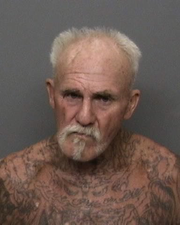 Aaron Joseph Hutchens Date of birth: Dec. 22, 1959 Vitals: 6 feet, 180 lbs.; gray hair, blue eyes Charge: Failure to appear on felony charge