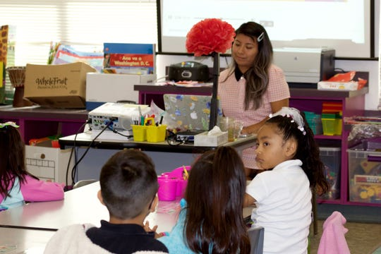 A dual immersion program has expanded to Creekside Elementary School for the 2019-2020 school year.